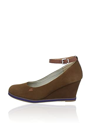 Mexx Zapatos Keil (Marrón)