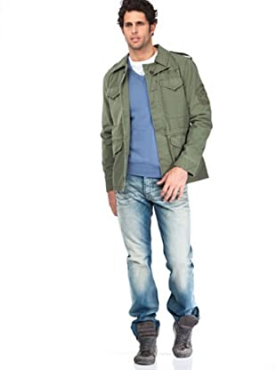Pepe Jeans Jacke Sinai (Grün)