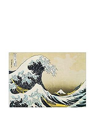 Artopweb Panel Decorativo Hokusai L'Onda 96x136 cm