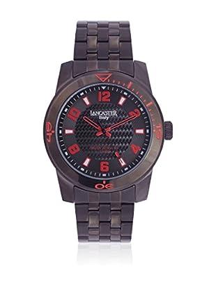 Lancaster Reloj con movimiento Miyota Timeleader Bracelet 45 mm