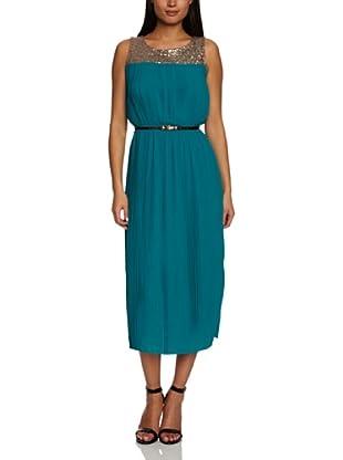 Louche Vestido  Rosalie (Azul)