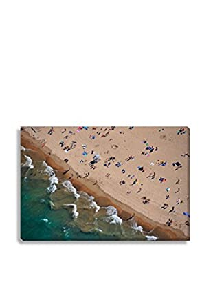 Photos.Com By Getty Images North Ave Beach, Chicago, Il By Vito Palmisano On Canvas