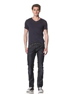 Cult Of Individuality Men's Rocker Slim Jean (9 Month)