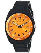 Caravelle New York Sport Analog Champagne Dial Men's Watch - 45A112