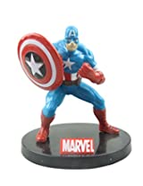 Avengers Captain America, Multi Color