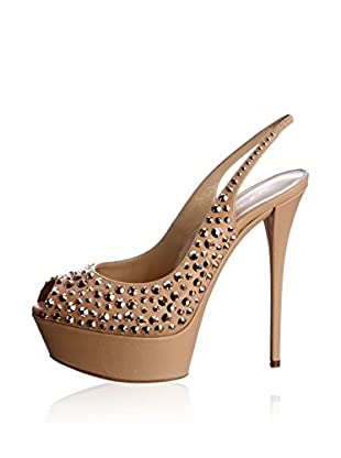 Casadei Zapatos de Talón Abierto