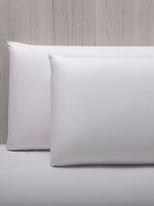 Pikolin Home Almohada Viscoelástica Hipertranspirable (Blanco)
