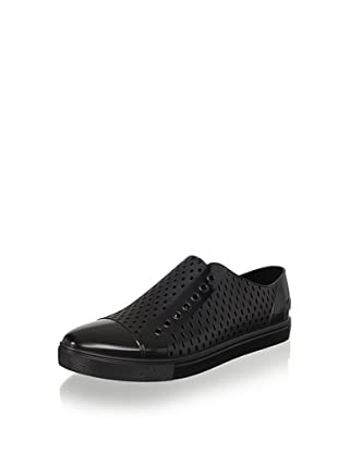 Vivienne Westwood Men's Slip-On Sneaker (Black)