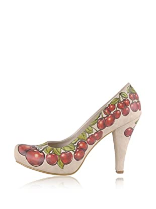 Dogo High Heel Cherry Cherry (Creme)