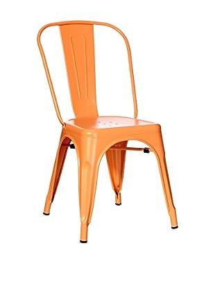 Especial Asientos Silla Dallas Naranja