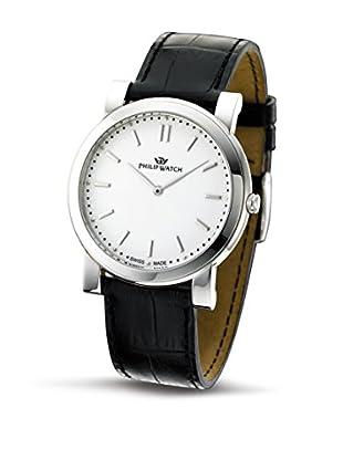 Philip Watch Quarzuhr Slim braun 40  mm