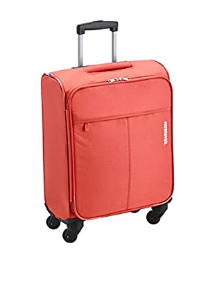 American Tourister Trolley, halbstarr AT Toulouse 2.0 Spinner koralle 55 cm