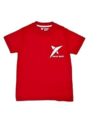 Drop Shot Camiseta Sport (rojo)