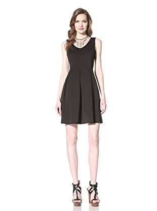 Miss Sixty Women's Ansley Dress with Cutouts (Black)