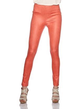 Corizzi & Absolu Leggings Reptil (Naranja)