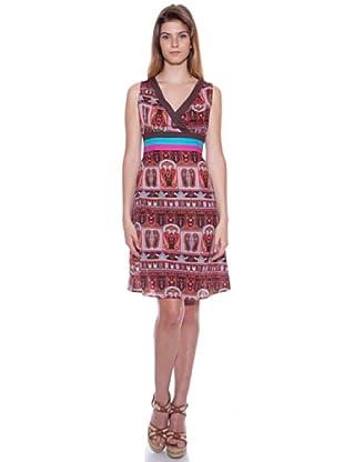 Sándalo Vestido Malaga Mix (Multicolor)