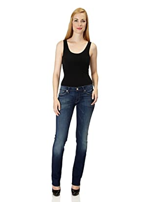 7 for all Mankind Jeans Straight Leg (aggressiv siren)