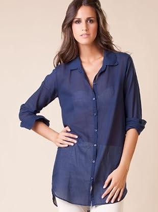American Vintage Camisa Chicago (Azul)