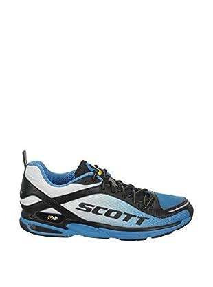 Scott Zapatilla Training Support2 (Blanco / Azul)
