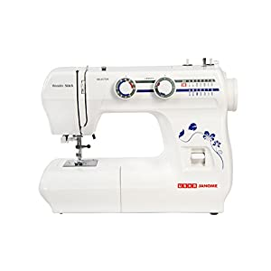 Usha Janome Wonder Stitch 75-Watt Sewing Machine