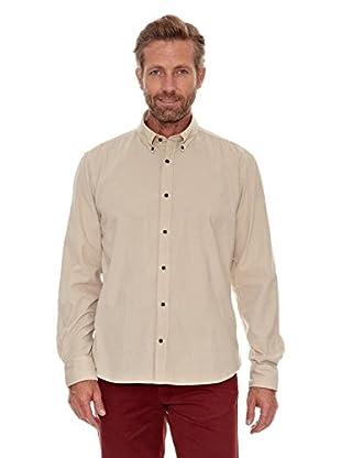Cortefiel Camisa Pana (Crudo)