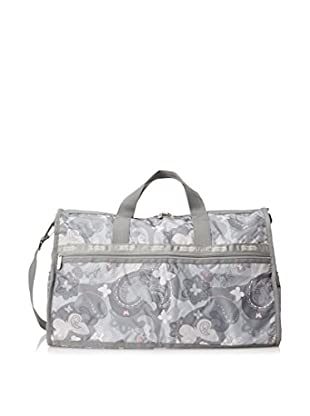 LeSportsac Women's Large Weekender Duffle Bag, All A Flutter