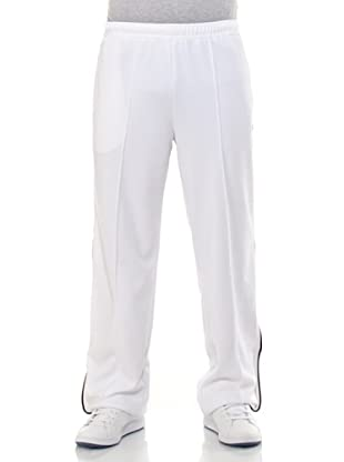 Ellesse Pantalón Poly (Blanco)