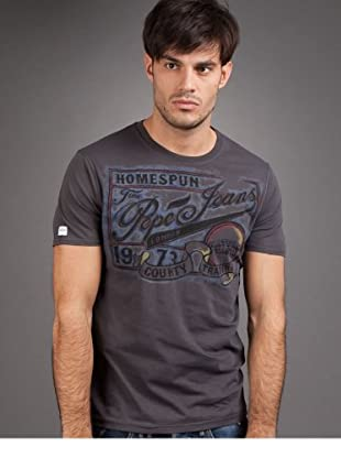 Pepe Jeans London T-Shirt dunkelgrau S