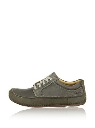 Clarks Leder Sneaker Mohave Way (Khaki)