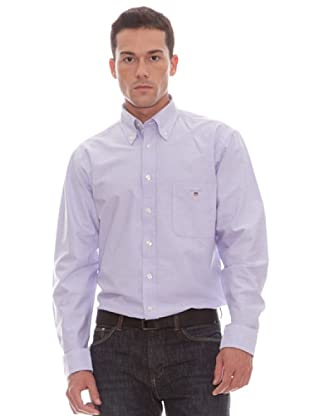 Gant Camisa Lisa (malva)