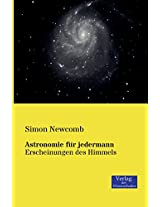 Astronomie Fur Jedermann