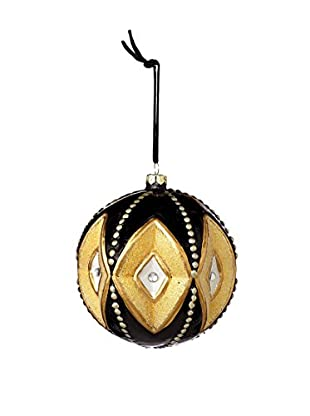 Sage & Co. Glass Deco Ball Ornament