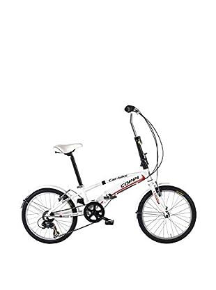 Linea Fausto Coppi Faltrad Car Bike weiß