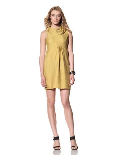 Twinkle by Wenlan Women's Ray of Sun Dress (Ipanema Golden)