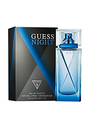 GUESS Eau De Toilette Uomo Night 100 ml