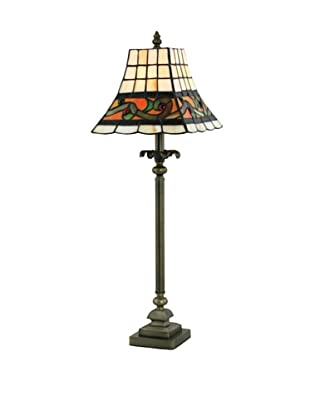 Legacy Lighting Whimsical Buffet Lamp, Vestige Brass