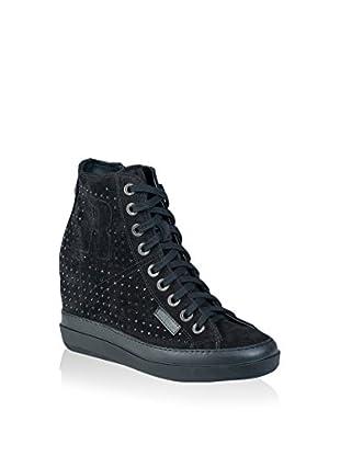 Ruco Line Sneaker Zeppa 4916 Strass Sonia