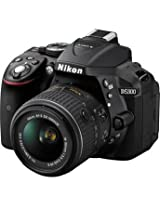NikonD5300 DSLR Camera with 18-55mm Lens (Black)