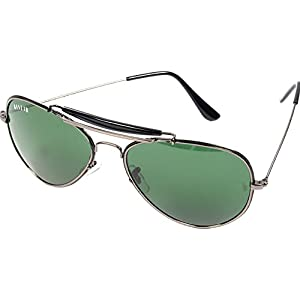 Stylish Unisex Aislin Sunglasses N-Aislin-3026-B (Green)