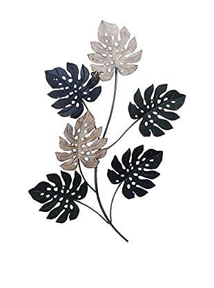 A fashionable life Wanddeko Leaves