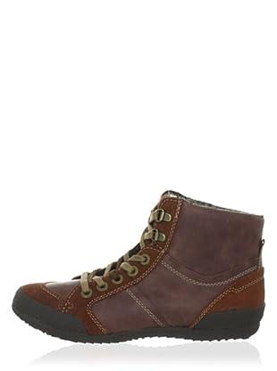 Geox Zapatillas Luras (Marrón)