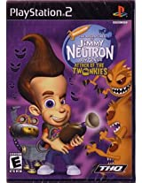 Jimmy Neutron Attack of the Twonkies - PlayStation 2