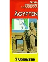 Egypt Map (Ravenstein International Maps)