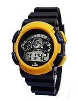A Avon Sports Digital Black Dial Analogue Men's Watch - 1001825