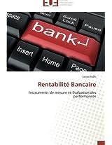 Rentabilité Bancaire: Instruments de mesure et Evaluation des performances