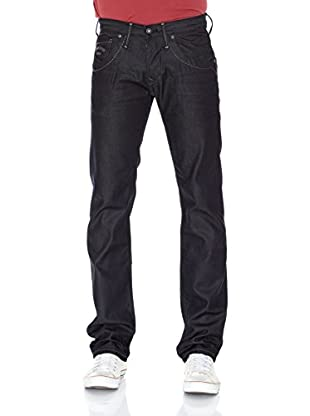 Pepe Jeans London Vaquero Tooting (Gris Oscuro)