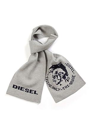 Diesel Kid Schal (Hellgrau)
