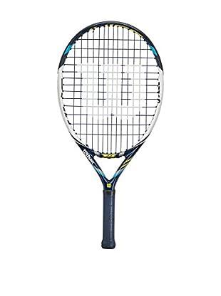 Wilson Tennisschläger Juice 22 dunkelblau/weiß/gelb