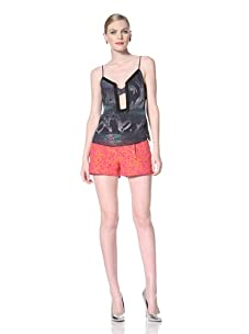 Timo Weiland Women's Cami Top (Lilly Pad Print)