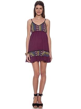 HHG Kleid Nimes (Violett)